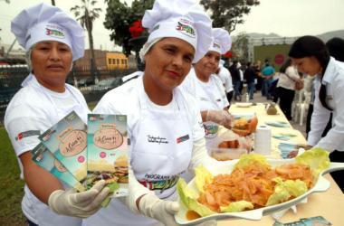 Mistura: ¿Cómo puede beneficiar a los emprendedores? (Foto referencial: Andina)