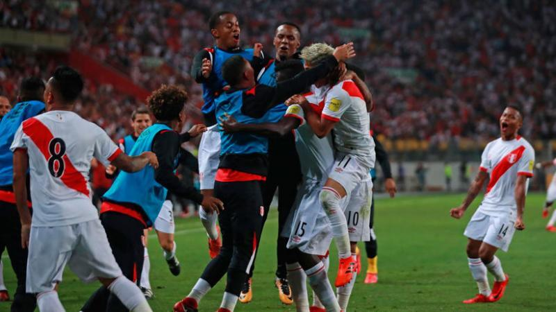 Después de 36 años, Perú retorna a un mundial de fútbol. (Foto: Andina)