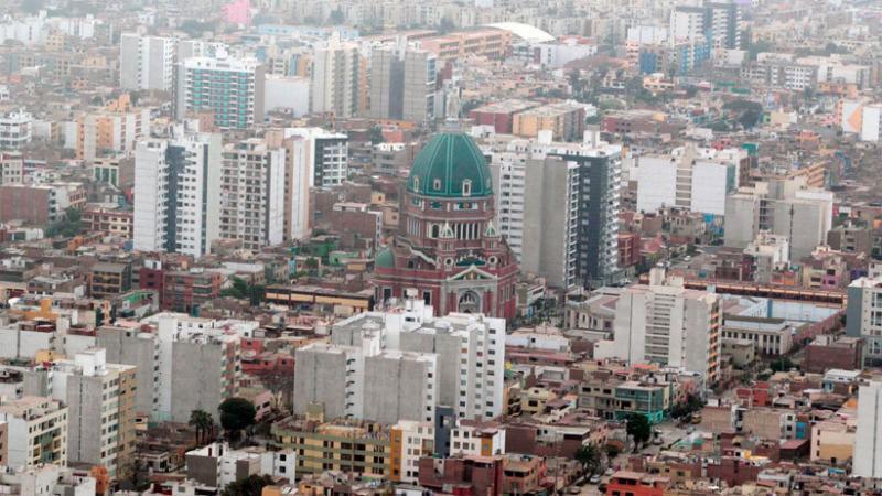 De cada 10 viviendas, siete son construidas de manera informal. (Foto: Andina)