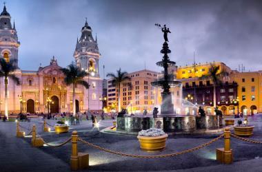 Lima fue fundada el 18 de enero de 1535 por el conquistador español Francisco Pizarro. (Foto: Shutterstock)