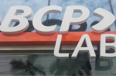 El BCP Lab está ubicado en la Calle Melgarejo 450, en el distrito de La Molina.