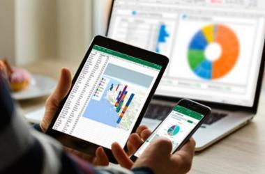 Microsoft Excel brinda los recursos necesarios para organizar datos de tus operaciones financieras.