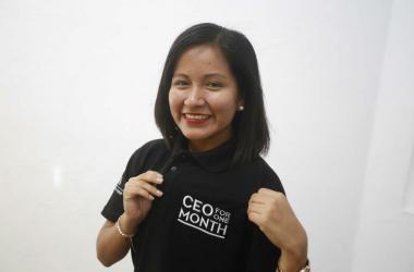 Para convertirse en la nueva CEO for One Month, Lorena Miranda tuvo que pasar un exhaustivo proceso de selección.