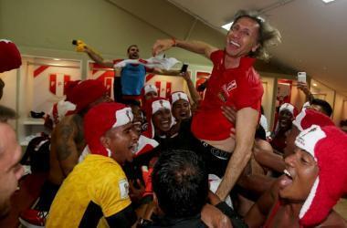'El Tigre', para muchos especialistas y conocedores del deporte rey, es un líder innato. (Foto: AFP)