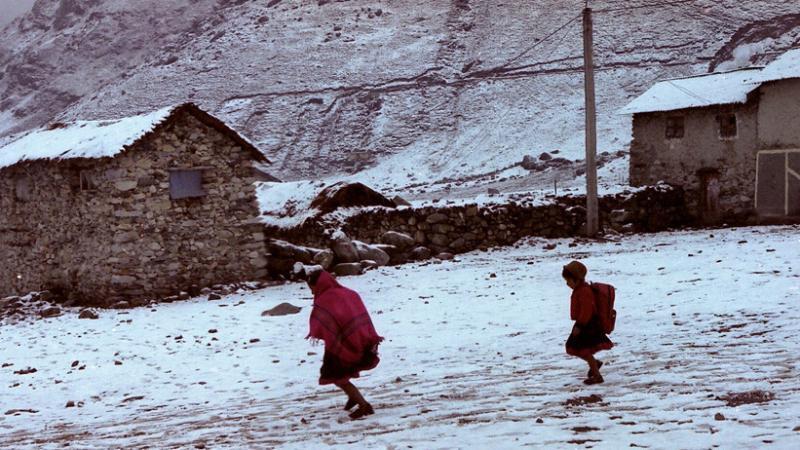 Del total de fallecidos, 102 fueron menores de 5 años. (Foto: Andina)