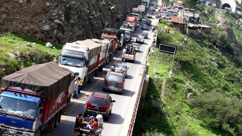 La Carretera Central es una de las arterias viales más importantes para la economía del país. (Foto: Andina/Difusión)
