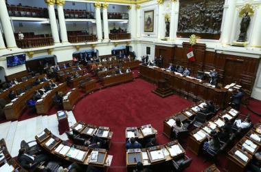 La convocatoria fue cursada a los parlamentarios por el presidente del Congreso, Luis Galarreta. (Foto: Andina)