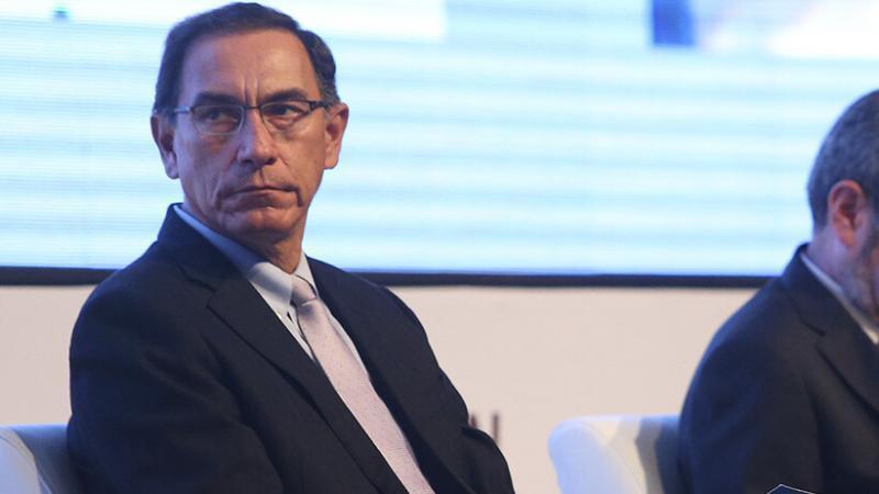 Martín Vizcarra asumió la Presidencia el pasado 23 de marzo. (Foto: Presidencia de la República)