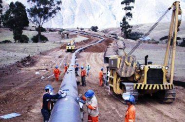 El nuevo gasoducto sur peruano fue rebautizado con el nombre de Sistema Integrado de Transporte de Gas Zona Sur del Perú. (Foto: Andina)
