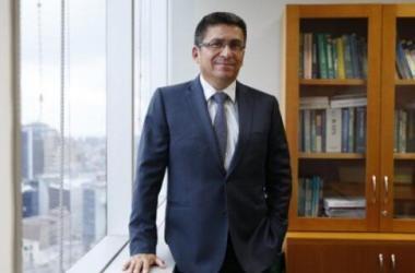 Hugo Perea, economista principal del BBVA Research, asumirá el cargo de viceministro de Economía. Fuente: USI