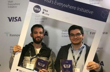 Foto: Nicolás Di Pace, Co fundador y COO de Culqi, y Oscar Giraldo Castillo, Co fundador y CEO de Chaty.