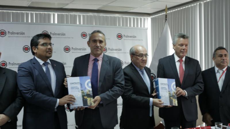 """""""Ayudará a dinamizar la economía, fortalecerá el comercio exterior y generará empleo"""", señaló el director ejecutivo de ProInversión, Alberto Ñecco."""