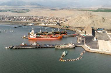 Titular del MTC, Edmer Trujillo, arribó a La Libertad y destacó que el reto del nuevo operador del puerto es duplicar los rendimientos actuales al término de la concesión.