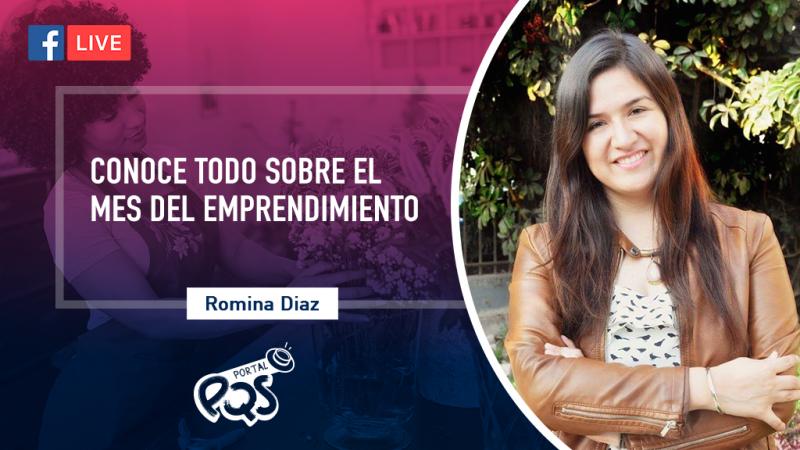 Romina Díaz, Managing Director GEN Perú, nos comentará todo lo que tienes que saber sobre el emprendimiento y su fuerza económica.