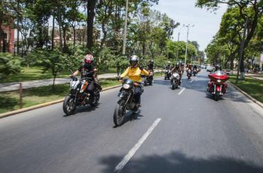 Como todos los años, cada primer domingo de diciembre nuestro país se alista para la celebración del Día Nacional del Motociclista.