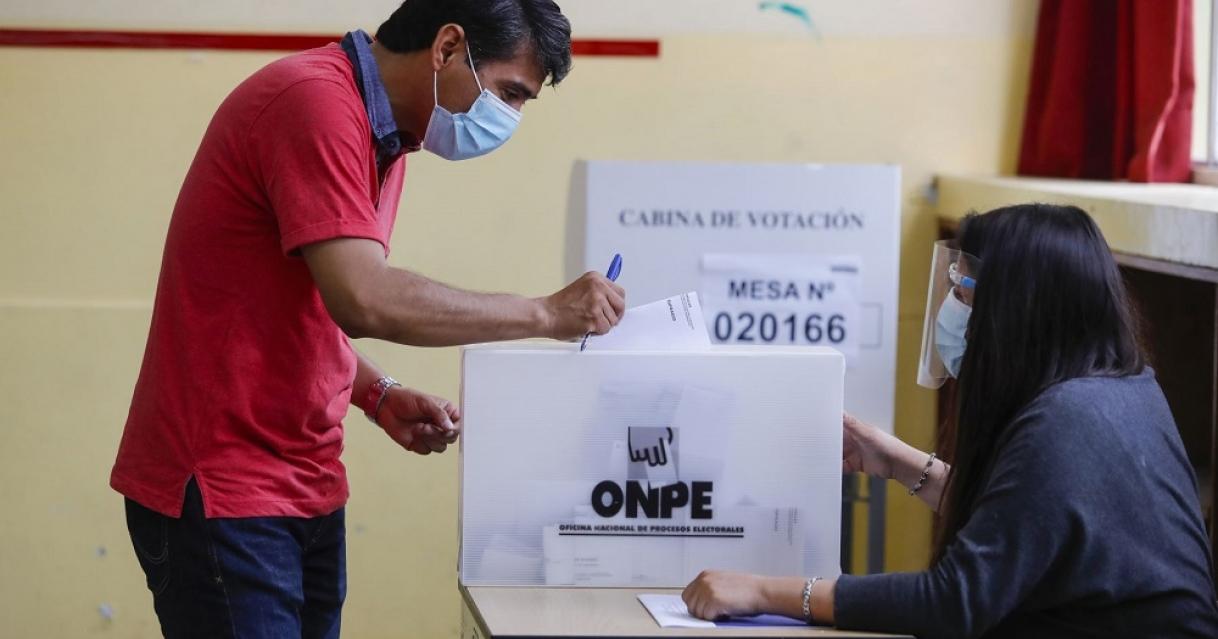 Voto escalonado busca evitar riesgos frente al Covid-19 este 11 de abril