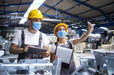 Industrias: Cómo prevenir el Covid-19 en esta segunda ola