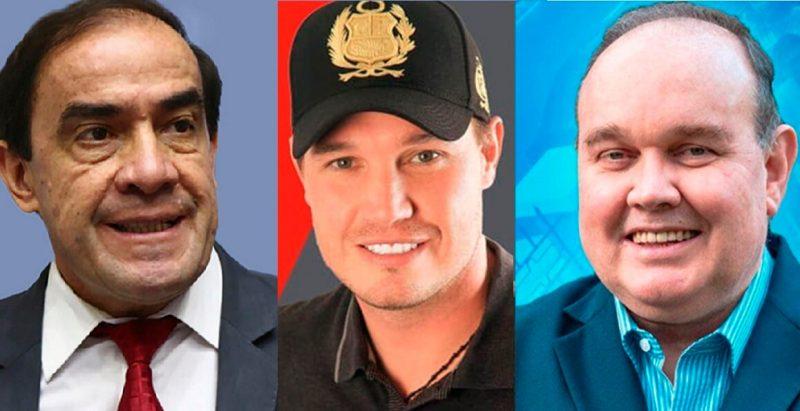 Encuesta CPI: Yonhy Lescano encabeza sondeo seguido por George Forsyth y Rafael López Aliaga