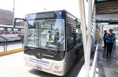 Transporte público en Lima y Callao tendrá nuevo horario desde el 21 de marzo
