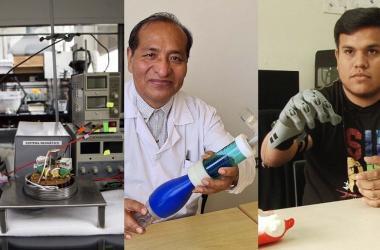 Tres inventos peruanos ganan medallas de oro y plata en Suiza