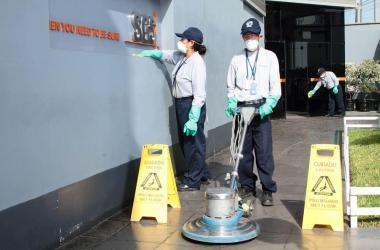 Sector limpieza mueve hasta S/4,000 millones al año en Perú