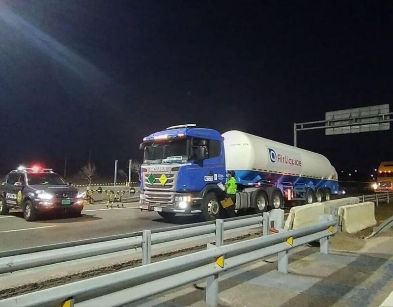 SNMPE alerta que bloqueos de carreteras provocarán deabastecimiento de gas natural y GLP