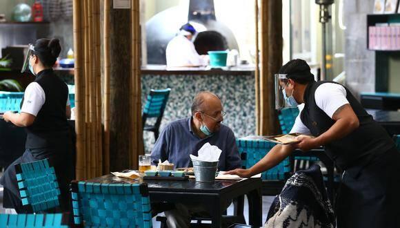 restaurantes pandemia