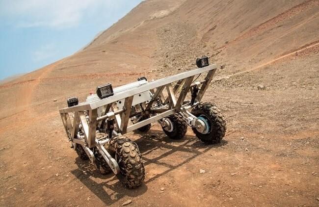 startup peruana Tumi Robotics