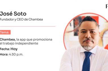 Chambea: La app que promociona el trabajo independiente
