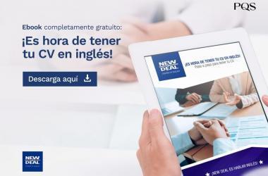 Ebook completamente gratuito: ¡Es hora de tener tu CV en inglés!