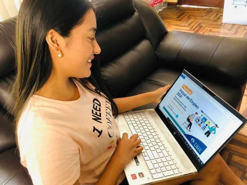 Encuentra más de 1,500 ofertas laborales en el Festival Virtual de Empleo