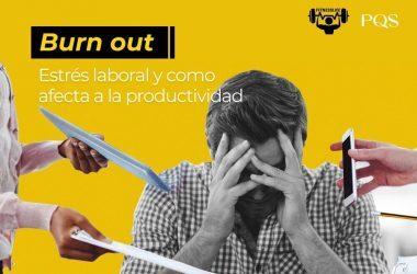 Burnout: Estrés laboral y como afecta a la productividad