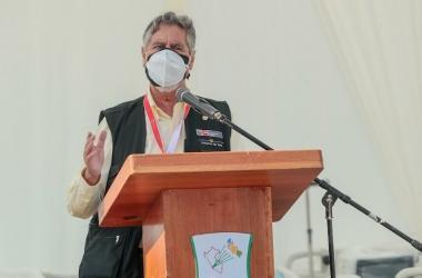 Sagasti destaca enfoque territorial del plan nacional de vacunación