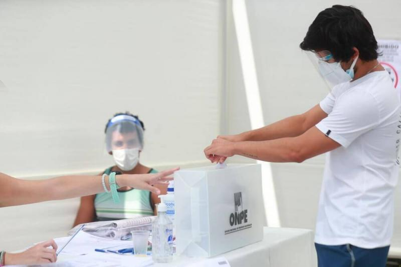 JNE detectó 95 incidencias durante jornada electoral