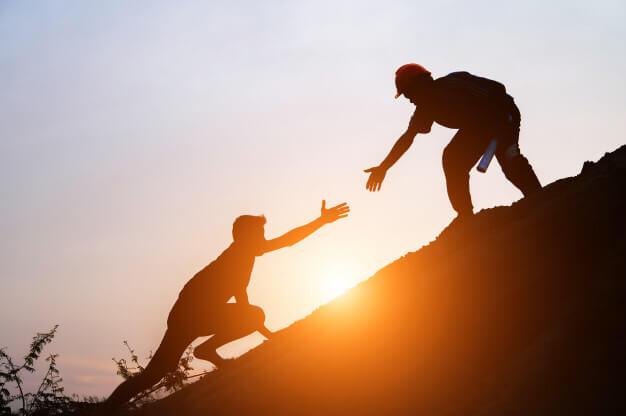 El carácter social del ser humano y la importancia de ayudar a otros