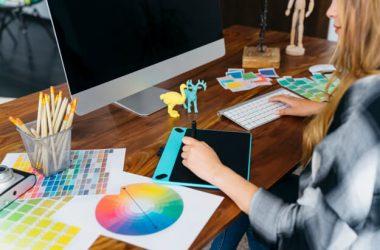 ¿Piensas estudiar diseño gráfico? Conoce las áreas donde puedes desempeñarte