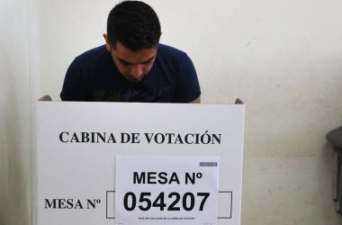Así se vienen desarrollando las elecciones generales 2021 en Perú