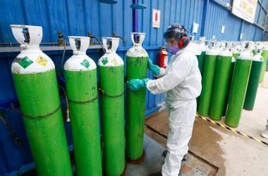 Transfieren al Minsa más de S/ 28 millones para compra de oxígeno medicinal