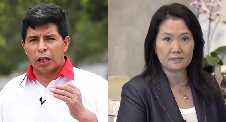 Segunda vuelta: Conoce aquí los planes de gobierno de Pedro Castillo y Keiko Fujimori