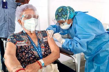 Estos son los 11 centros de vacunación para adultos mayores en Lima y Callao