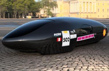Universitarios diseñan prototipo de vehículo eléctrico a batería y ganan competencia