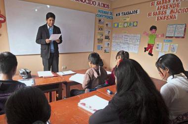 regreso a clases presenciales perú 2021