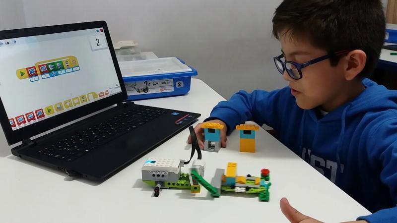 talleres de robotica para niños