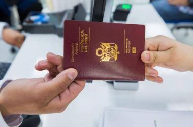 Como sacar pasaporte en Perú 2021