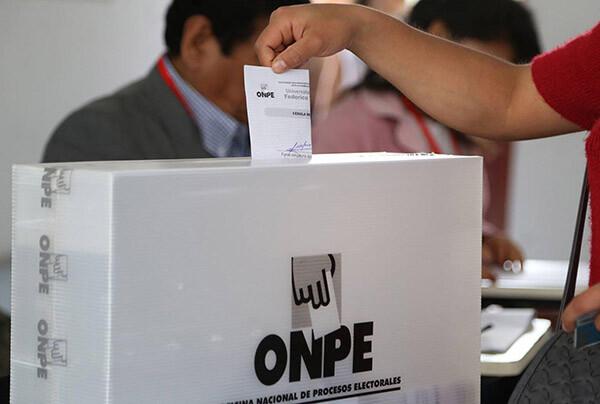 anular elecciones segunda vuelta peru
