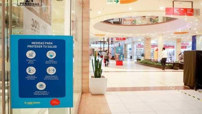 Con esta app clientes podrán revisar desde sus casas o celulares aforos en centros comerciales
