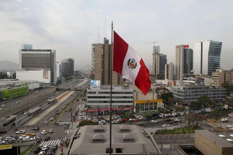 INEI: economía peruana creció 3.8% en primer trimestre