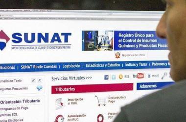 Sunat: Entidades financieras reportarán desde setiembre información de cuentas por encima de S/ 30,800