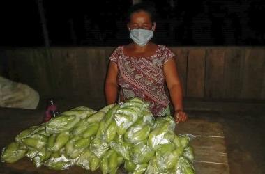 Loreto: Mujeres nativas desarrollan ferias productivas para mejorar su calidad de vida