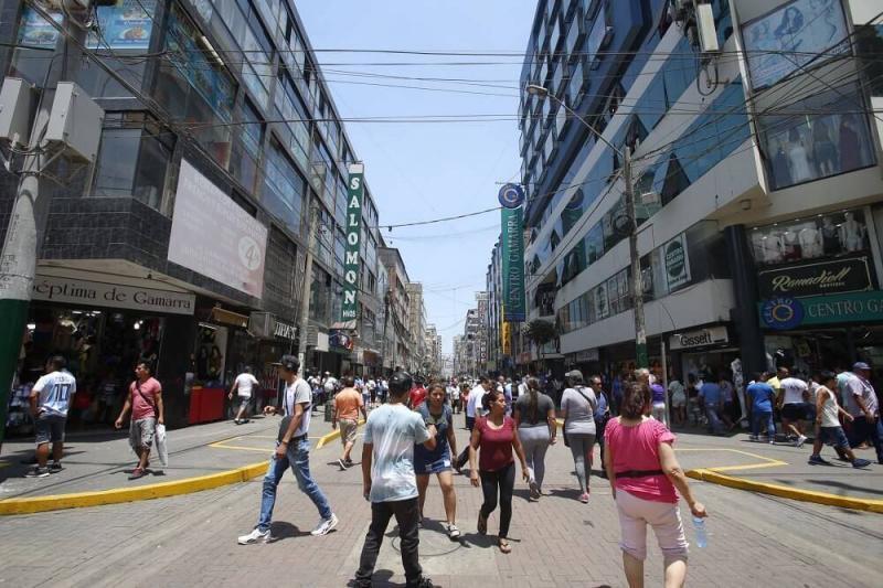 Crean grupos técnicos en Gamarra y Mesa Redonda para fortalecer su reactivación